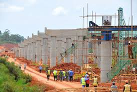 Ongoing insfrastructure Development