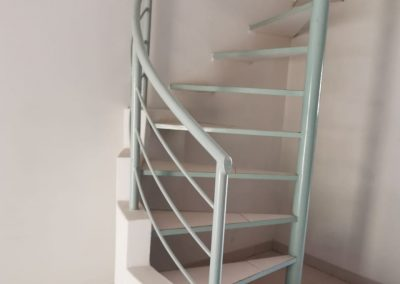 Constructed Staircase by PHN Engineering and Projects